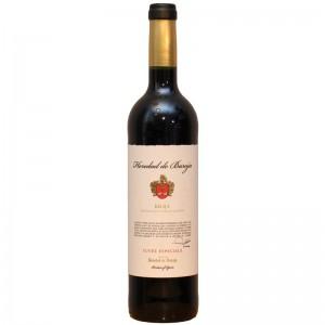 Heredad de Baroja Cuvée Especiale Rioja